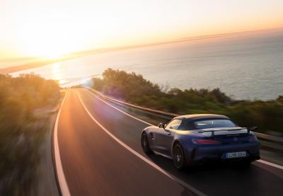 Mercedes-AMG GT R Roadster | les photos officielles