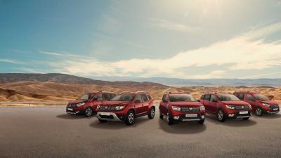 Dacia Techroad | les photos officielles
