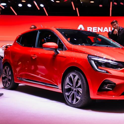 Renault Clio 5 | nos photos au salon de Genève 2019