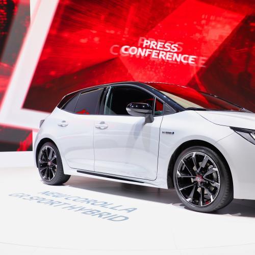 Toyota Corolla GR Sport | nos photos au salon de Genève 2019