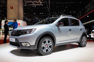 Dacia Sandero Stepway Ultimate | nos photos au salon de Genève 2019
