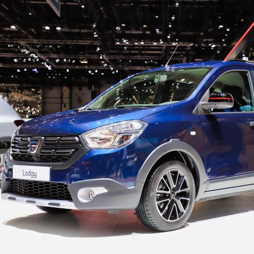 Dacia Lodgy Stepway Ultimate | nos photos au salon de Genève 2019