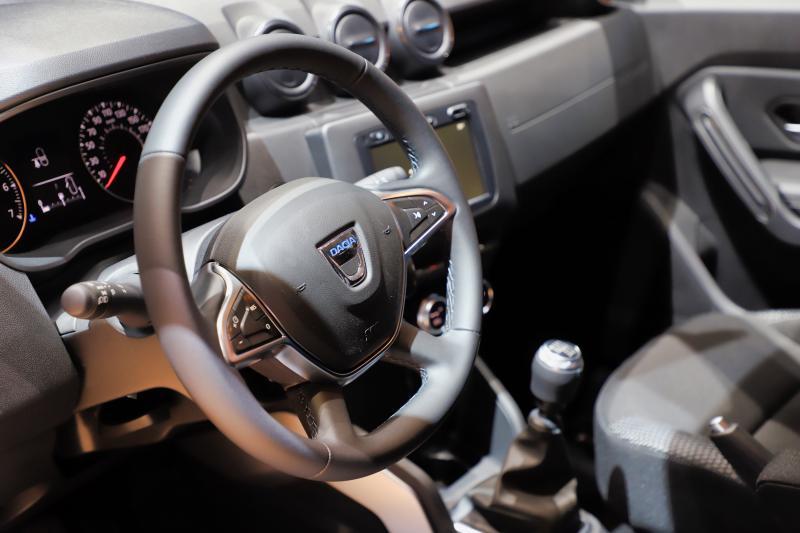 325ea6463d9f93 Albums photos - Dacia Duster Ultimate | nos photos au salon de ...