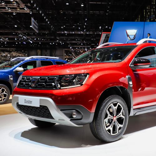 Dacia Duster Ultimate | nos photos au salon de Genève 2019