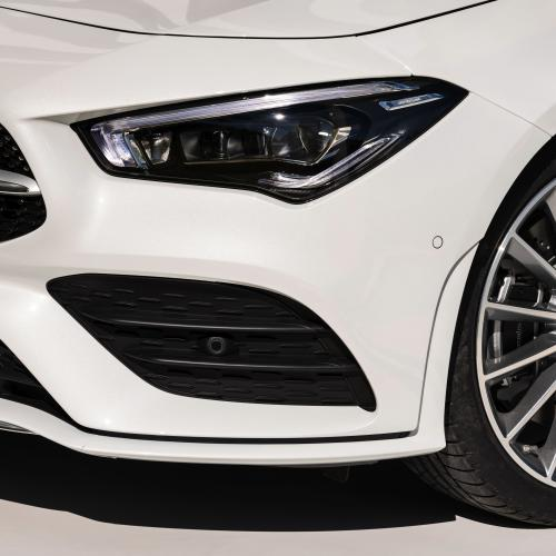 Mercedes CLA Shooting Brake | les photos officielles du break de chasse