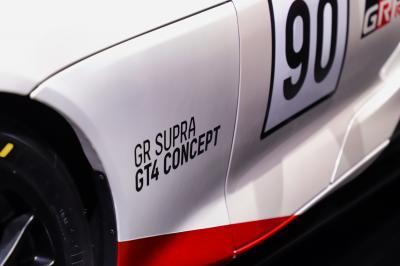 Toyota GR Supra GT4   nos photos au salon de Genève 2019