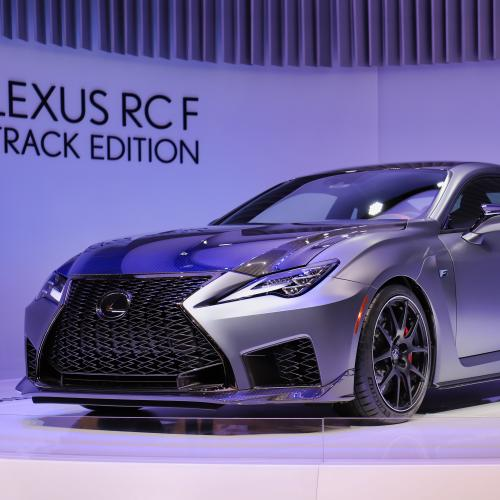 Lexus RC F Track Edition | nos photos au salon de Genève 2019