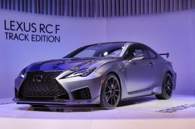 Lexus RC F Track Edition | nos photos au salon de Genève 2019