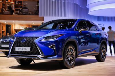 Lexus RX restylé | nos photos au salon de Genève 2019