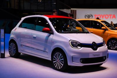 Renault Twingo Edition Spéciale Le Coq Sportif | nos photos au salon de Genève 2019