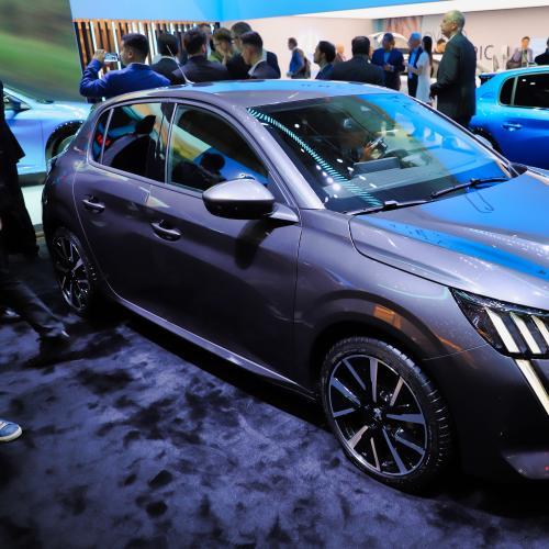 Peugeot 208 | nos photos de la citadine au salon de Genève 2019