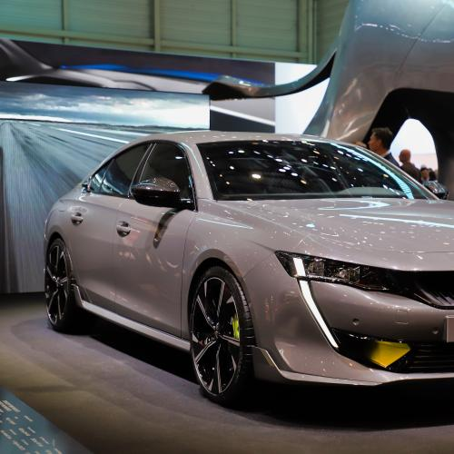 Peugeot 508 Sport Engineered | nos photos du concept au salon de Genève 2019