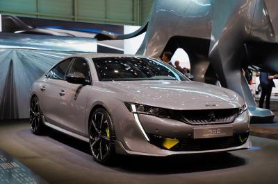 Peugeot 508 Sport Engineered | nos photos du concept au salon de Genève 2019