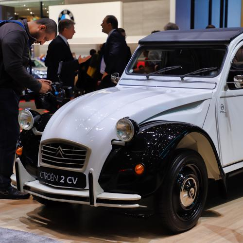 Citroën 2 CV 1948 | nos photos au salon de Genève 2019