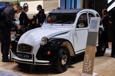Citroën 2 CV 1948 | nos photos au salon de Genève 2019