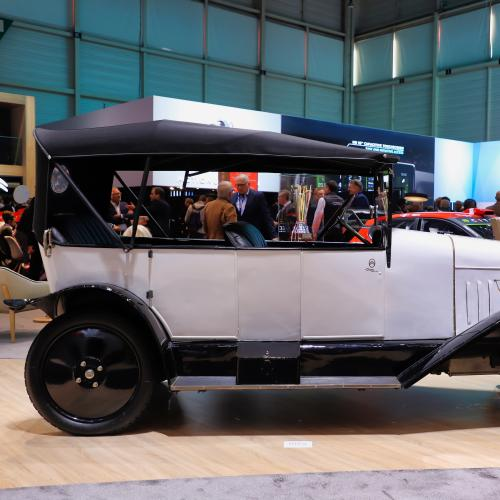 Citroën Type A | nos photos au salon de Genève 2019