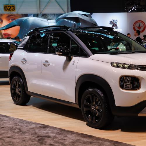 Citroën C3 Aircross Origins | nos photos au salon de Genève 2019
