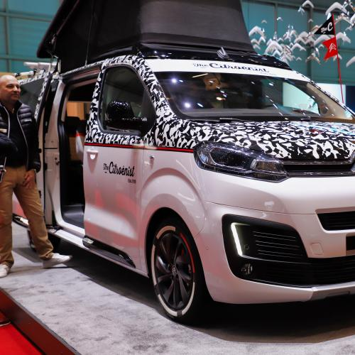 Citroën SpaceTourer The Citroënist | nos photos au salon de Genève 2019