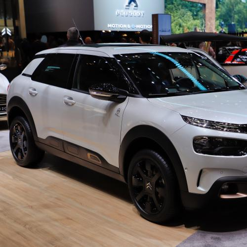 Citroën C4 Cactus Origins | nos photos au salon de Genève 2019