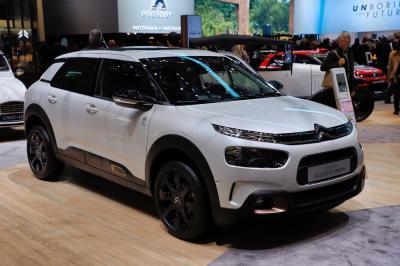 Citroën C4 Cactus Origins | nos photos au salon de Genève 2019