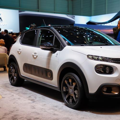 Citroën C3 Origins | nos photos au salon de Genève 2019