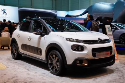 Citroën C3 Origins | nos photos au salon de Genève 2019