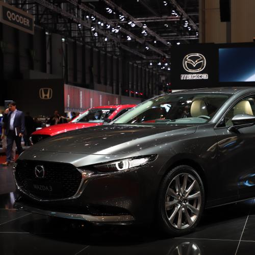 Mazda 3 Berline | nos photos au salon de Genève 2019
