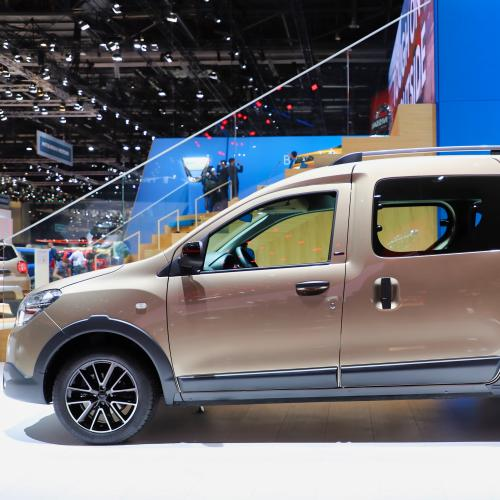 Dacia Dokker Stepway Ultimate | nos photos au salon de Genève 2019
