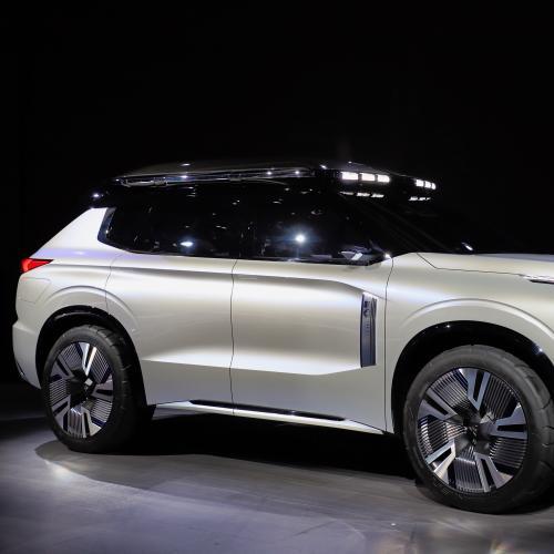 Mitsubishi Engelberg Tourer | nos photos du concept au salon de Genève 2019