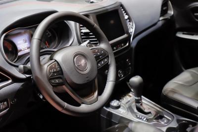 Jeep Cherokee restylé | nos photos au salon de Genève 2019