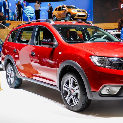 Dacia Logan Stepway Ultimate | nos photos au salon de Genève 2019