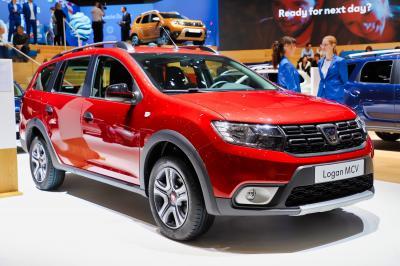 Dacia Logan Stepway Ultimate | nos photos au salon de Genève 2019