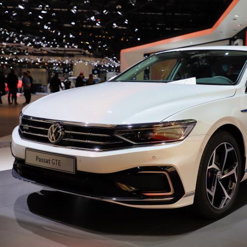 Volkswagen Passat GTE | nos photos au salon de Genève 2019