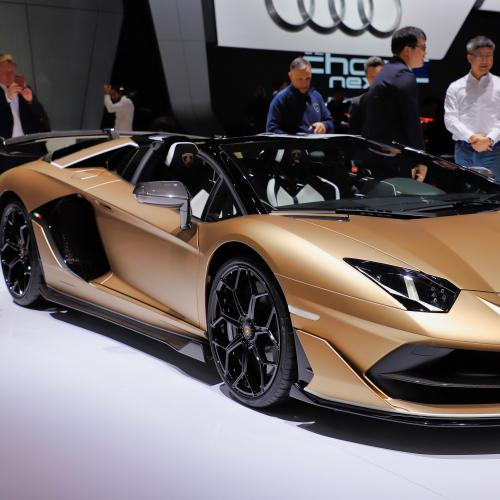 Lamborghini Aventador SVJ | nos photos au salon de Genève 2019