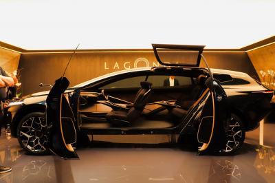 Lagonda All-Terrain | nos photos du concept électrique au salon de Genève 2019