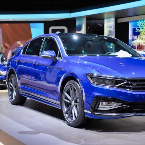 Volkswagen Passat restylée | nos photos au salon de Genève 2019