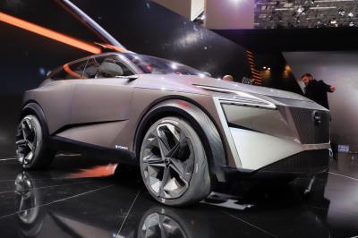 Nissan IMQ | nos photos du concept au salon de Genève 2019