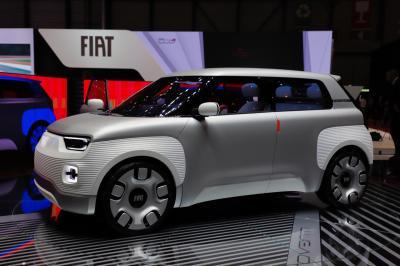 Fiat Centoventi | nos photos au salon de Genève 2019