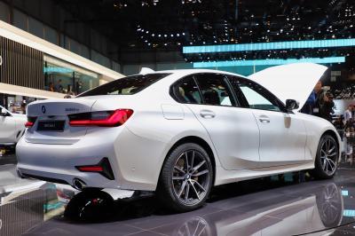 BMW 330e | nos photos au salon de Genève 2019