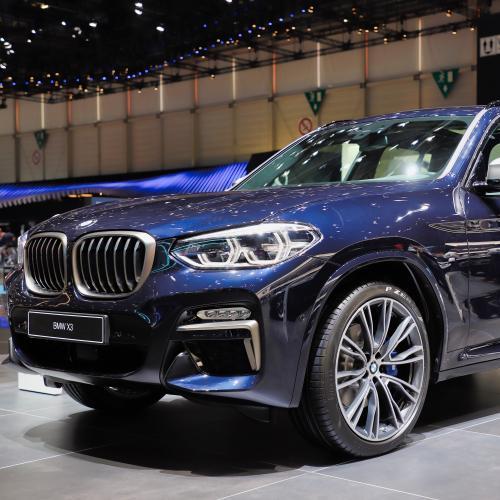 BMW X3 M | nos photos au salon de Genève 2019