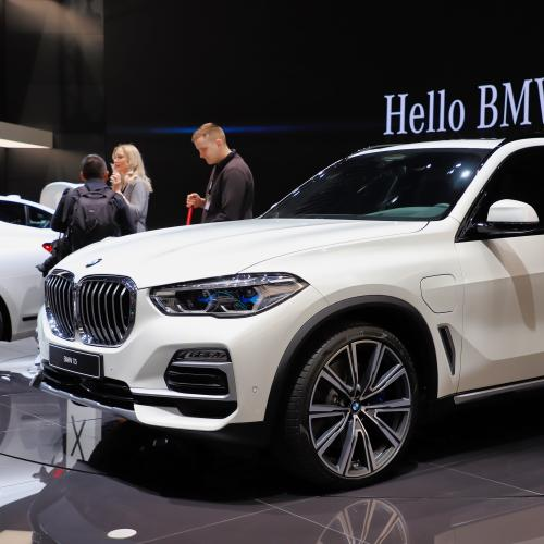 BMW X5 xDrive45e | nos photos au salon de Genève 2019