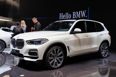 BMW X5 xDrive45e | nos photos au salon de Genève 2019