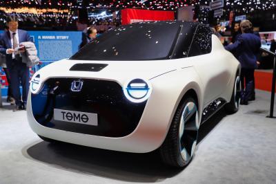 Honda IED Tomo | nos photos au salon de Genève 2019