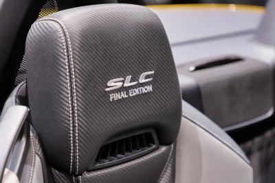 Mercedes SLC 300 Final Edition | nos photos au salon de Genève 2019