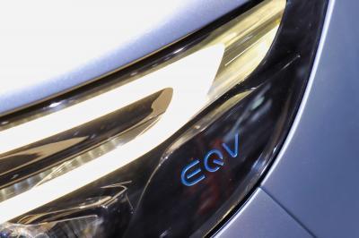 Mercedes EQV | nos photos du vanne électrique au salon de Genève 2019