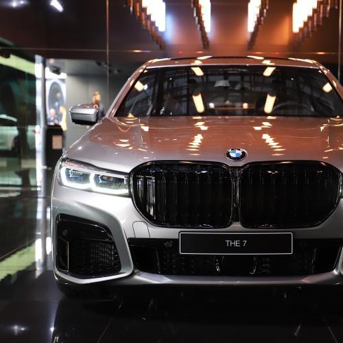 BMW Serie 7 restylée | nos photos au salon de Genève 2019