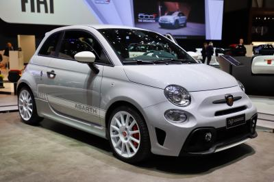 Abarth 595 Esseesse | nos photos au salon de Genève 2019