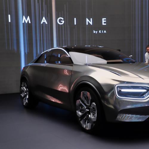 Kia Imagine | nos photos au salon de Genève 2019