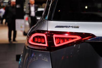 Mercedes GLC 53 AMG | nos photos au salon de Genève 2019