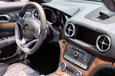 Mercedes SL 500 Grand Edition | nos photos au salon de Genève 2019